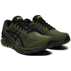 asics Gel-Cumulus 22 G-TX Shoes Men smog green/black